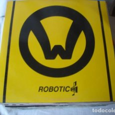Discos de vinilo: ROBOTIC WOSWAGEN . Lote 143262206