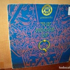 Discos de vinilo: THE HOUSE OF - Q - EP CARPETA EN MAL ESTADO. Lote 143262386