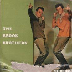 Discos de vinilo: THE BROOK BROTHERS - HISTORIA DEL ROCK & ROLL VOL 5 / LP DIAL DISCOS DE 1985 RF-6954. Lote 143263530
