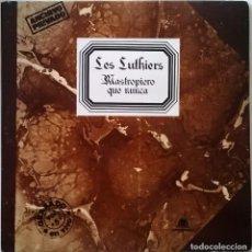Discos de vinilo: LES LUTHIERS-MASTROPIERO QUE NUNCA, MICROFON-XD-301.628, MICROFON-XD-301.629. Lote 143267330