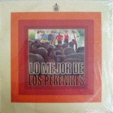 Discos de vinilo: LOS PEKENIKES-LO MEJOR DE LOS PEKENIKES, HISPAVOX-JANVY003. Lote 143268354