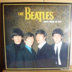 Discos de vinilo: THE BEATLES ---- THIRTY WEEKS IN 1963 - NUEVO. Lote 143269650