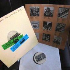 Discos de vinilo: BEATLES EDICION DISCOLIBRO LP EN DIRECTO EMI ODEON ESPAÑA RARO. Lote 143270902