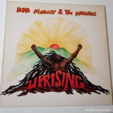 Discos de vinilo: BOB MARLEY - UPRISING - SPAIN LP - VINILO EXC. ESTADO.. Lote 143271082