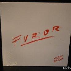 Discos de vinilo: VARRY BRAVA - FUROR - LP. Lote 143280174
