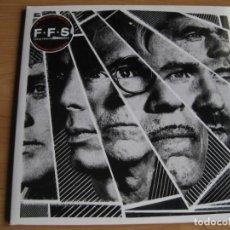 Discos de vinilo: FFS - FRANZ FERDINAND & SPARKS / EMBRYO, LA ROUX, BOX CODAX, LES RITA MITSOUKO.... Lote 143295846