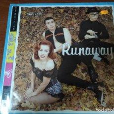 Discos de vinilo: RUNAWAY - DEEE LITE. Lote 143300974