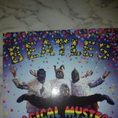 Discos de vinilo: BEATLES MAGICAL MYSTERY TOUR. Lote 143307894