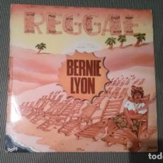 Discos de vinilo: BERNIE LYON-REGGAE.LP ESPAÑA. Lote 171224629