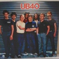 Discos de vinilo: UB 40 - GRADUATE PROMOCIONAL- 1981 . Lote 143309454