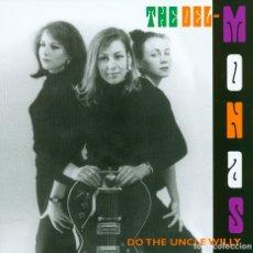 Discos de vinilo: LP THE DELMONAS DO THE UNCLE WILLY VINILO DE COLOR. Lote 7461012