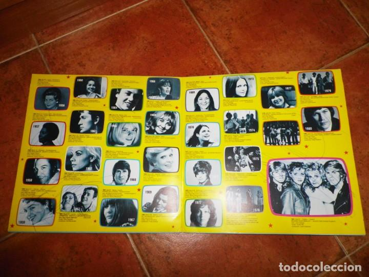 Discos de vinilo: EUROVISION GALA 25 AÑOS DE EUROVISION GANADORES 1956-1981 1 LP VINILO 1981 ESPAÑA GATEFOLD 14 TEMAS - Foto 2 - 143331154