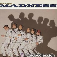 Discos de vinilo: THE MADNESS - UTTER MADNESS / LP VIRGIN RECORDS SPAIN 1986. Lote 143333970