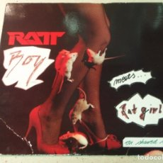 Discos de vinilo: RATT ( RATT ) LOS ANGELES - USA 1983 LP33. Lote 8822880