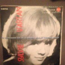 Disques de vinyle: SYLVIE VARTAN:SI CANTO, DESDE QUE NO TE IMPORTO, ACABA DE LLORAR + 1 ED.ESPAÑA 1964. Lote 143371698