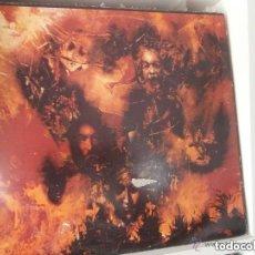Discos de vinilo: AMOR SUCIO - EL TIOVIVO DE LA LOCURA (LP) 1990. Lote 143380658