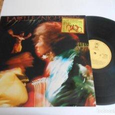 Discos de vinilo: LABELLE-LP NIGHTBIRDS. Lote 143381270
