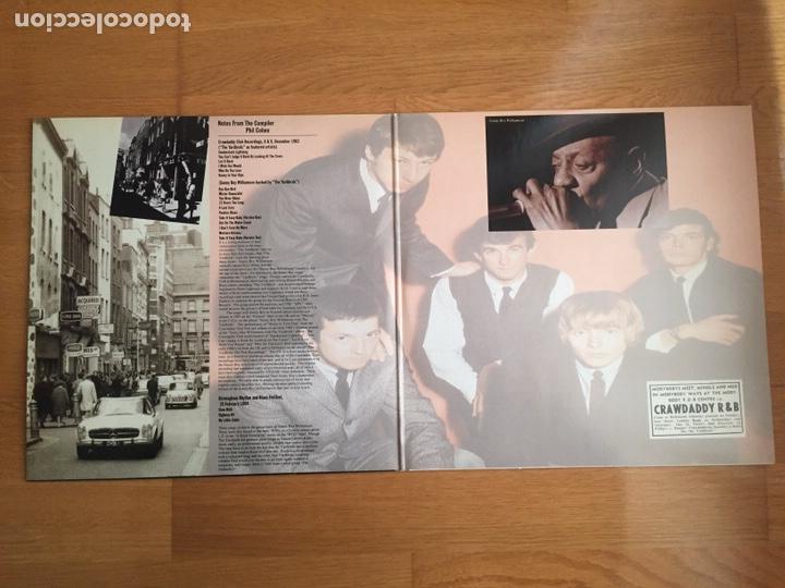 Discos de vinilo: SONNY BOY WILLIAMSON & THE YARDBIRDS: THE COMPLETE CRAWDADDY RECORDINGS (GET BACK 546) - Foto 3 - 143381614