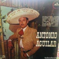 Discos de vinilo: ANTONIO AGUILAR. 1967. Lote 143385824