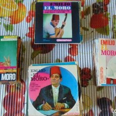 Discos de vinilo: MAS DE 100 EPS (NO OS FIJEIS EN LA PORTADA QUE LO MEJOR ESTA DEBAJO VER FOTOS). Lote 143389190