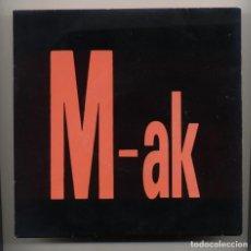Discos de vinilo: M-AK MILENIOA / ZULOA . Lote 143390682