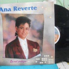 Discos de vinilo: LP. ANA REVERTE. EN MIL PEDAZOS. 1989. HORUS NUEVO¡¡. Lote 143394642