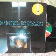 Discos de vinilo: MICHAEL JONASZ CHANGEZ TOUT LP ATANTIC 1975 PEPETO. Lote 143397126