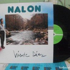 Discos de vinilo: VICENTE DIAZ - NALON - LP - DIAPASON / DIAL DISCOS 1989 SPAIN ASTURIAS NUEVO¡¡. Lote 143402278