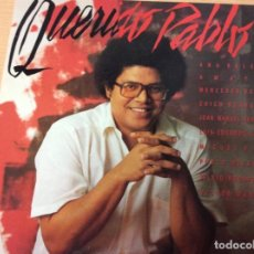 Discos de vinilo: QUERIDO PABLO _ PABLO MILANES. Lote 143409878