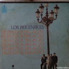 Discos de vinilo: LOS PEKENIKES. Lote 143412081