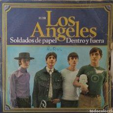 Discos de vinilo: LIS ÁNGELES. Lote 143413453