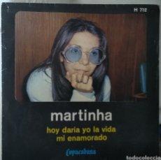 Discos de vinilo: MARTINHA. Lote 143413778