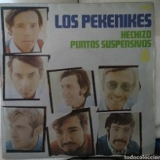 Discos de vinilo: LIS PEKENIKES. Lote 143418998