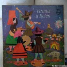 Discos de vinilo: COROS DE LAS ESCUELAS AVEMARIANAS. Lote 143429453