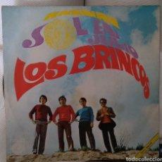 Discos de vinilo: LIS BRINCOS. Lote 143433818