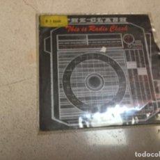 Discos de vinilo: THE CLASH- THIS IS RADIO CLASH. Lote 143438910