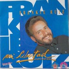 Discos de vinilo: FRANKIE RUIZ: MI LIBERTAD . Lote 143442898