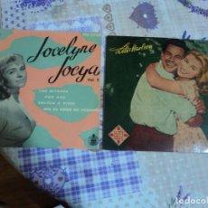 Discos de vinilo: LILI MARLEEN-JOCELYNE JOCYA: TELEFUNKEN E HISPAVOX-MUY ANTIGUOS LOS 2-EXCELENTE MUSICA PARA COLECCIO. Lote 143459306