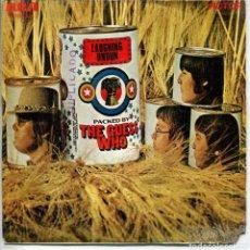Discos de vinilo: THE GUESS WHO / LAUGHING / UNDUN (SINGLE PROMO 1969). Lote 229103096