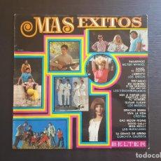 Discos de vinilo: MÁS ÉXITOS - BELTER - LP VINILO - 1970. Lote 143494286