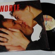 Discos de vinilo: EL NORTE LP 1988. MAXI SINGLE. Lote 143502114