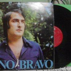 Discos de vinilo: NINO BRAVO. LP EDICION ESPECIAL CIRCULO DE LECTORES. PERGOLA AÑO 1973 PEPETO. Lote 143510538