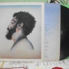 Discos de vinilo: MARTINHO DA VILA (LP) PRESENTE AÑO 1977 – EDICION BRASIL – PORTADA ABIERTA – ENCARTE PEPETO. Lote 143513986