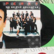 Discos de vinilo: PERET - NO SE PUEDE AGUANTAR LP PDI 1991 PEPETO. Lote 143515358