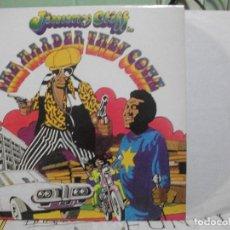Discos de vinilo: JIMMY CLIFF - THE HARDER THEY COME (ORIGINAL SOUNDTRACK RECORDING) LP 1980 SPAIN COMO NUEVO¡¡. Lote 143520158