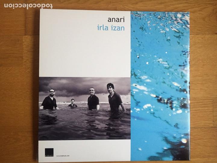 Discos de vinilo: ANARI: IRLA IZAN (LP + CD) - Foto 2 - 143570613