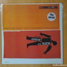 Discos de vinilo: DUKE ELLINGTON - ANATOMY PF A MURDER - LP. Lote 143585837