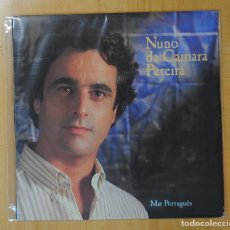 Discos de vinilo: NUNO DA CAMARA PEREIRA - MAR PORTUGUES - LP. Lote 143587713