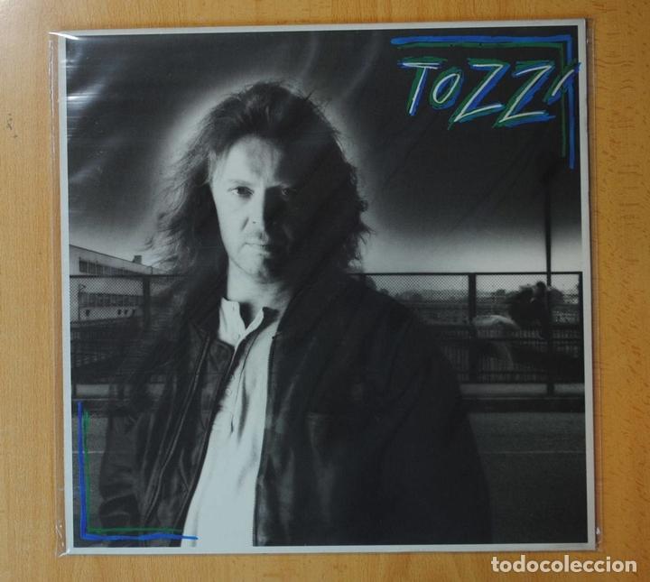 UMBERTO TOZZI - TOZZI - LP (Música - Discos - LP Vinilo - Canción Francesa e Italiana)