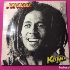 Discos de vinilo: KAYA - BOB MARLEY & THE WAILERS. Lote 143590374